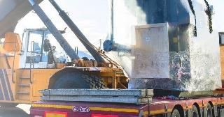 Перевозка оборудования и станков в Москве цена от 434 руб.