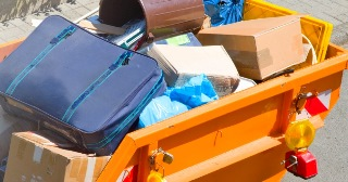 Вывоз мусора, материалов в Москве цена от 371 руб.