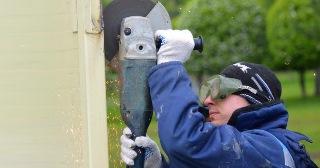 Демонтаж заборо и ограждений в Москве цена от 741 руб.